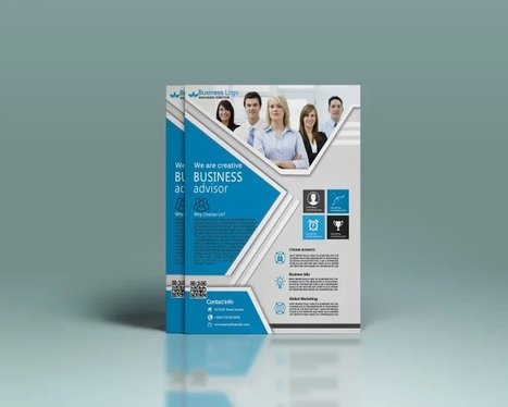 Design Awesome Business Flyer