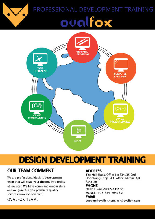 I will design an excellent flyer or poster