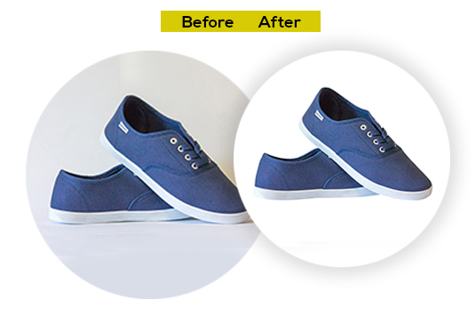 I will remove background 20 simple image by clipping path within one day