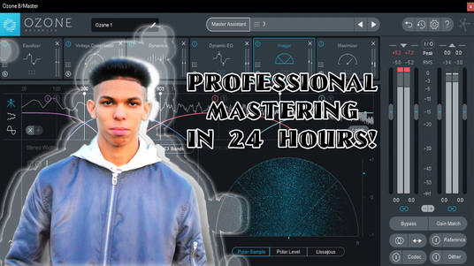 I will Mix And Master Your Songs In Only 24 Hours