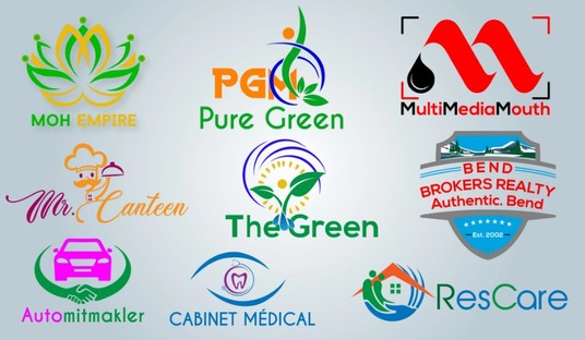 I will Design Creative And Professional Business Logo