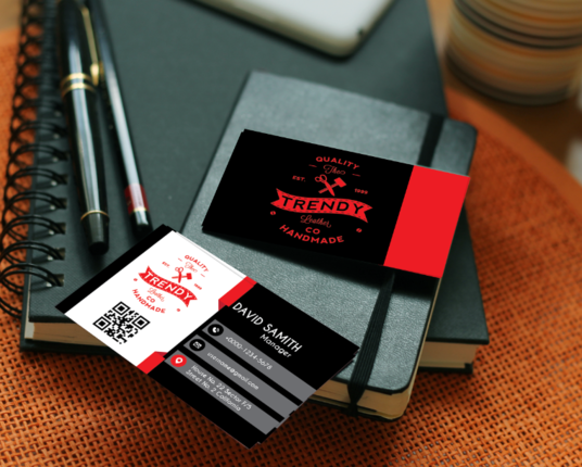 I will design different business cards concepts  ASAP