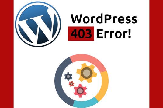 I will solve your WordPress websites 403 error