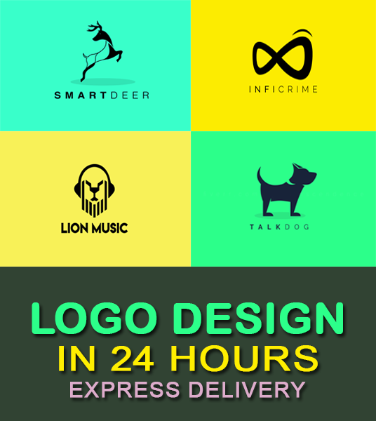 I will design a modern logo with unlimited revisions