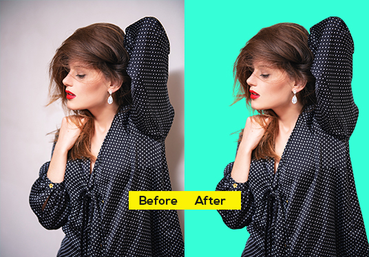 I will do hair masking for your 10 image within one day