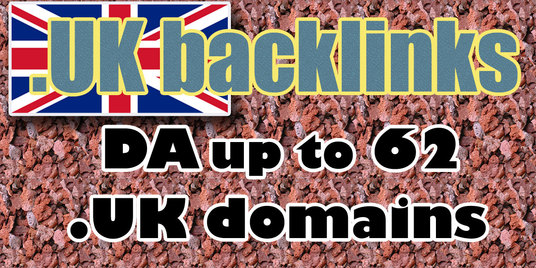 I will do 75 high domain authority redirects from uk domains