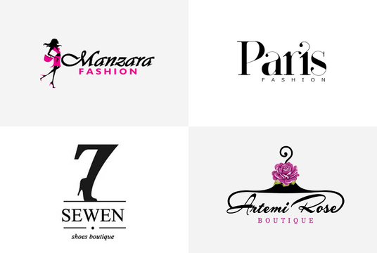 I will Do Modern Fashion Boutique, Urban Streetwear, Clothing Brand Logo