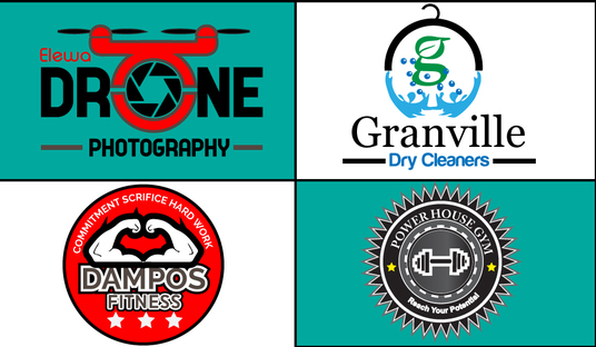 I will Design Unique Logo For Your Business