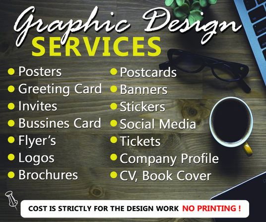 I will Design  Poster and Flyer Advertisement
