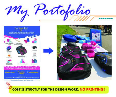 Design  Poster and Flyer Advertisement