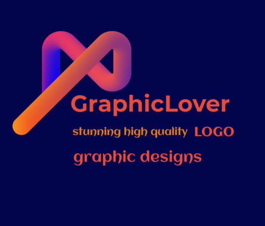 I will create stunning logo  and graphic designs