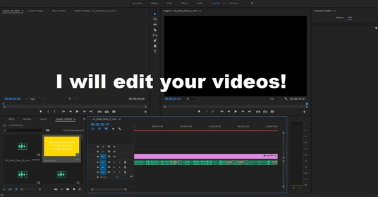 edit your videos for you