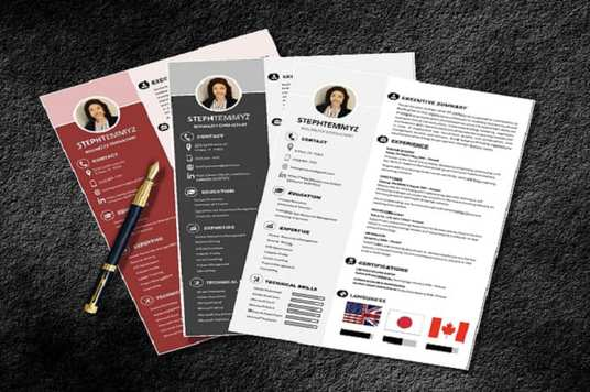 I will create and design Professional resume or CV for you