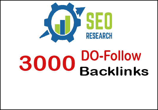 I will provide 3000 do-follow backlinks