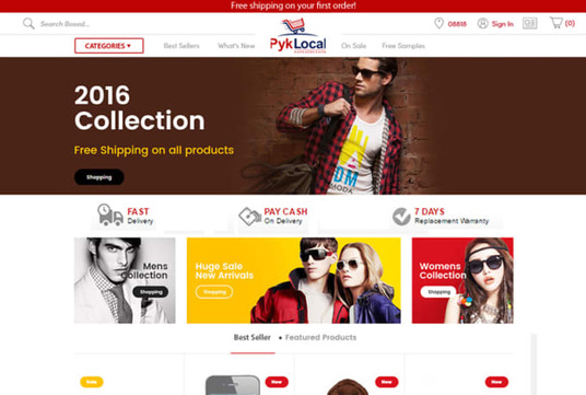 I will Create E Commerce Website Using Woo Commerce and Wordpress
