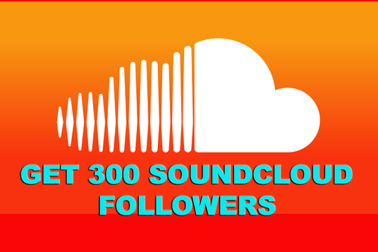 I will Send 300 SOUNDCLOUD FOLLOWERS