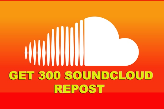 I will Provide 300 Soundcloud reposts
