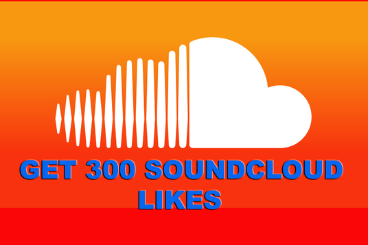 I will Provide 300 Soundcloud likes