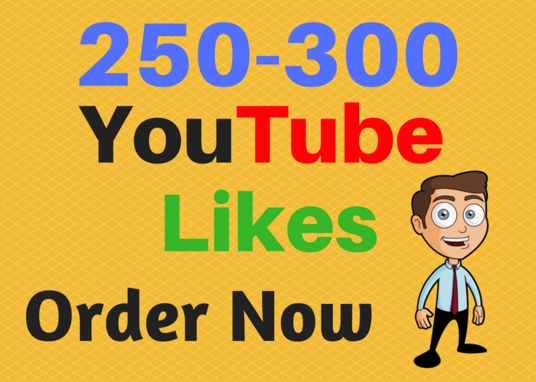 I will Deliver You 250 To 300+ Active Youtube Video like