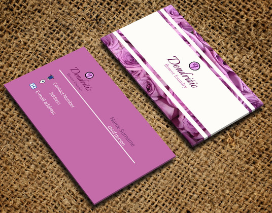 I will design elegant business card and letterhead within  24 hours