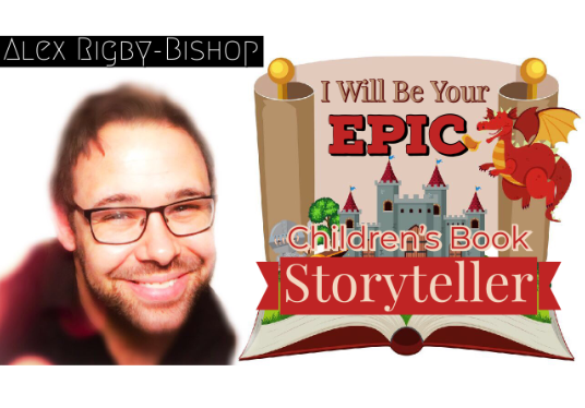 be your EPIC  Children's Book & Rhyme Storyteller Narrator Audio Book