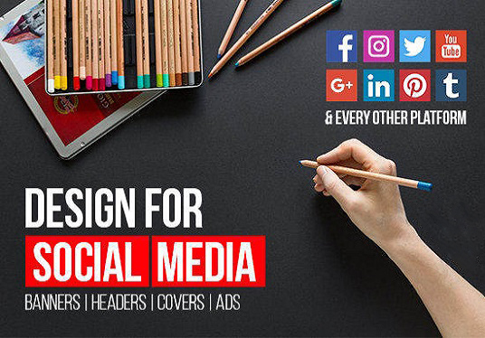 I will design creative ads and banner