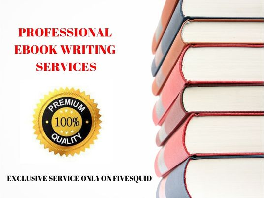 I will be your bestselling eBook writer, Ghostwriter, Kindle eBook writer