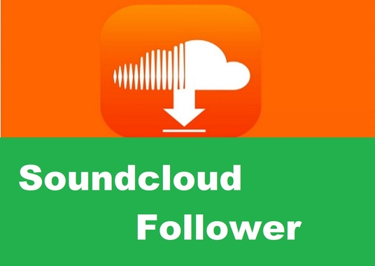 I will 500+ real Soundcloud Followers