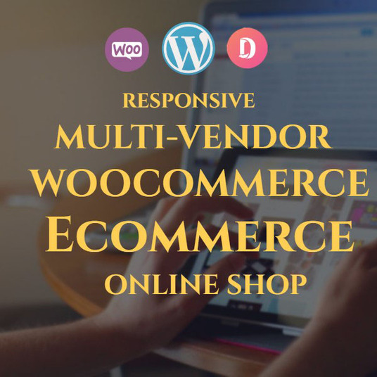 I will Build a Multivendor E-commerce Website by Woocommerce