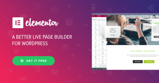 I will Design any pages by using Elementor Pro Page Builder