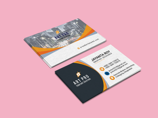 I will design eye catching business card within 24 hours
