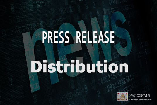 I will do Press Release Distribution to 15 PR distribution networks