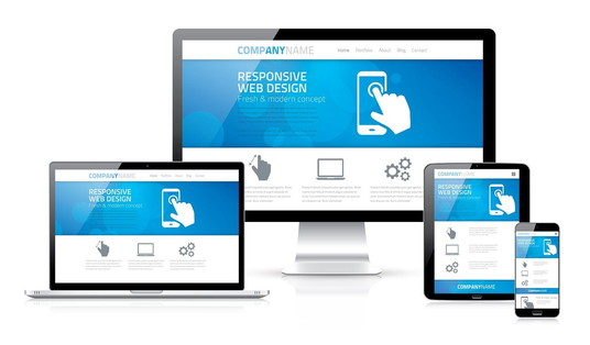 create any type of website for you