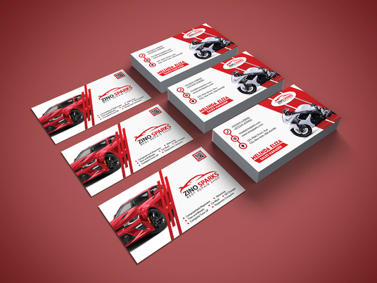 I will design a creative Business card in 24 hours