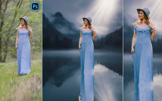 remove background, change and retouch super fast