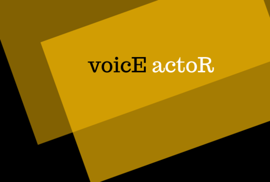 be your best Male Character Voice Over Actor And Narrator