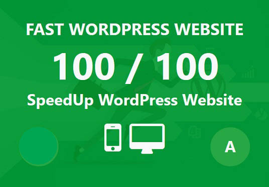 I will Speed Up WordPress, Increase Website page speed & Improve Gtmetrix Score