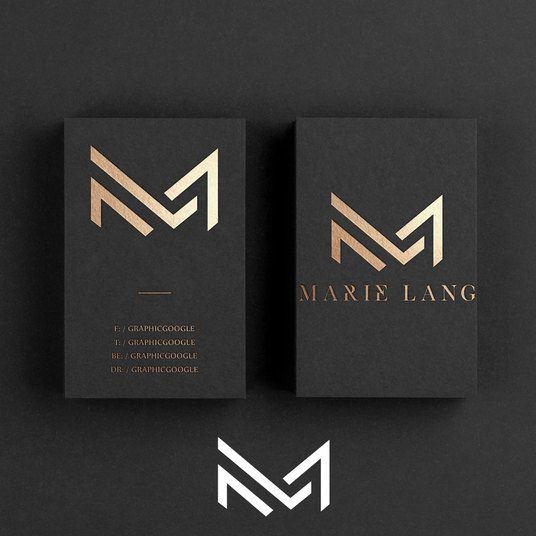 I will Design 2 Modern Minimalist Logo With Free Vector