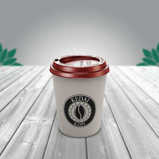 I will create mascot logo for coffee shop with branding in 24 hours