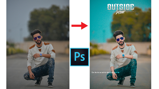 retouch your image professionally