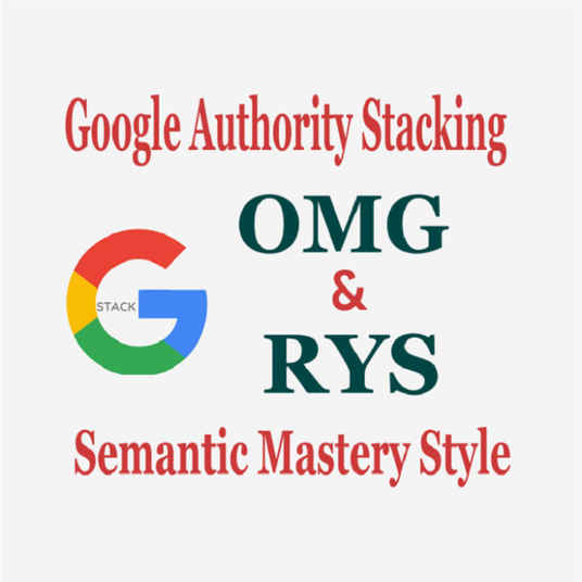 I will make 2019 Google Advanced Proper SEO Stacking