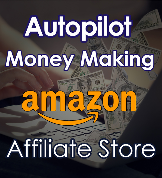 I will create Autopilot Amazon Affiliate Store