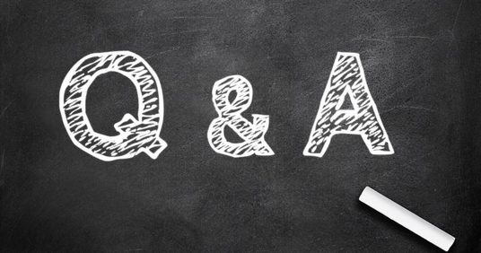 I will search and send Q&A's in relation to your business