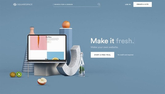 I will Design Your Stunning Squarespace Site