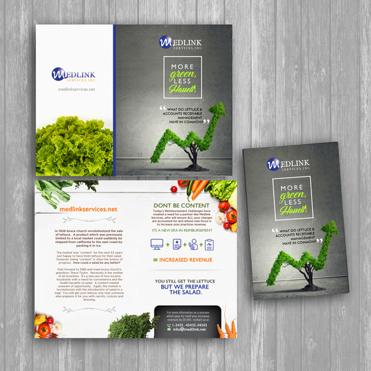 I will Design A Custom Business Flyer, Poster, Brochure