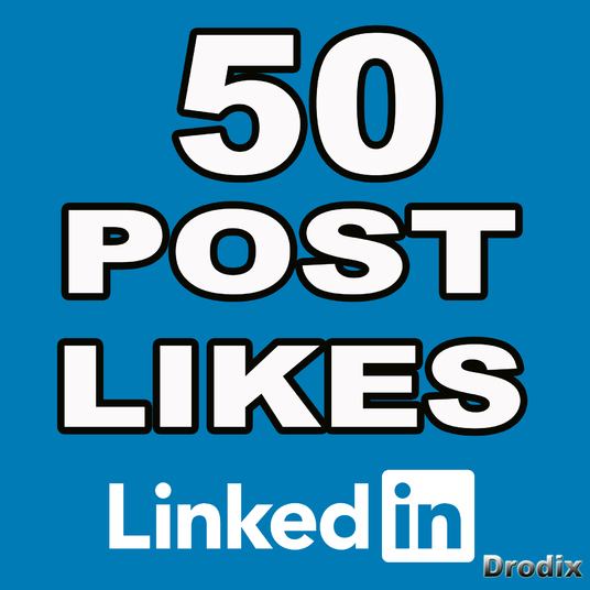 I will deliver 50 Linkedin Post Likes