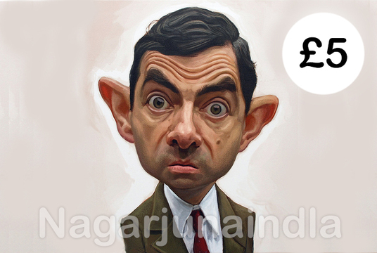 I will Make Funny Digital Caricature From Your Photo