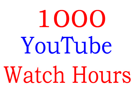 Provide 4000 Watch Hours for £50 : Youtuber - fivesquid