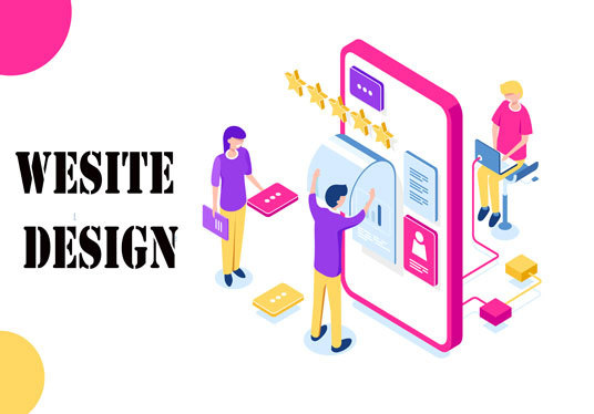 I will create a dynamic business website