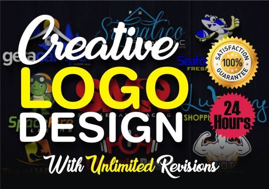 I will Design Professional And Custom Logo
